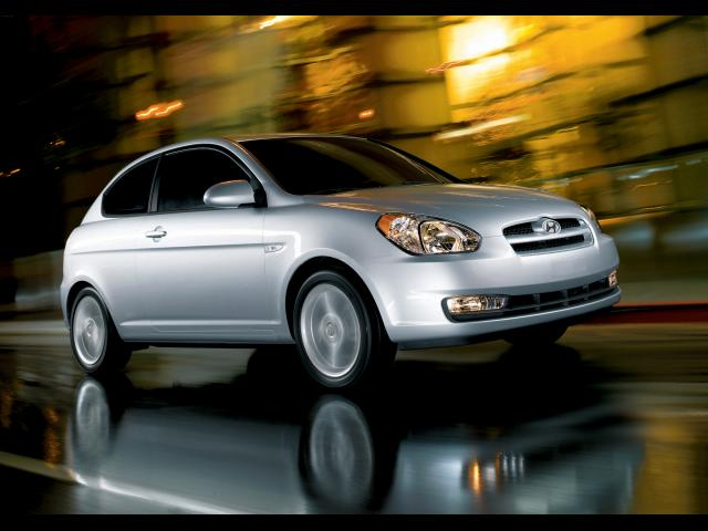 Junk 2008 Hyundai Accent in Atlanta