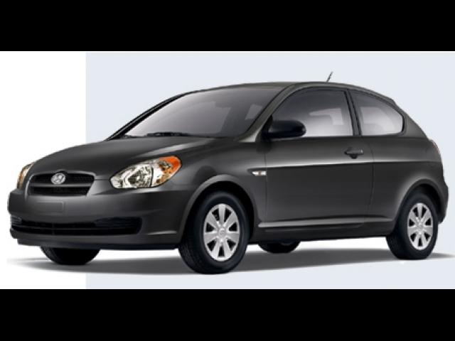 Junk 2008 Hyundai Accent in Woodland Hills
