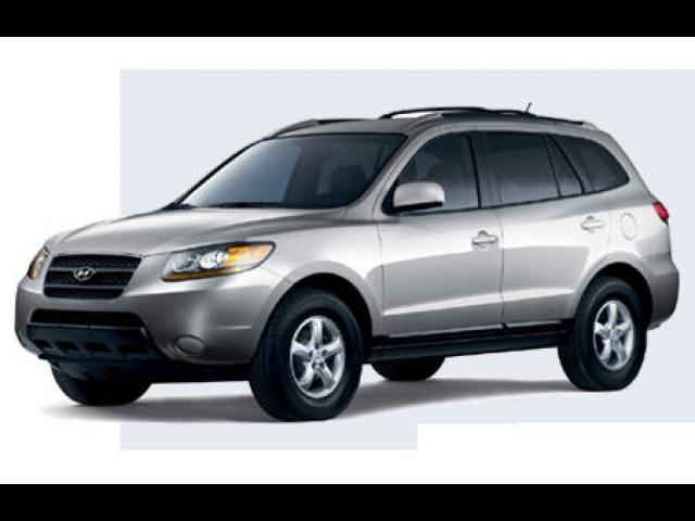 Junk 2008 Hyundai Santa Fe in Huntington