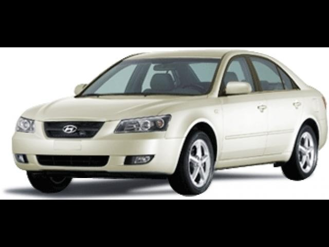 Junk 2008 Hyundai Sonata in North Las Vegas