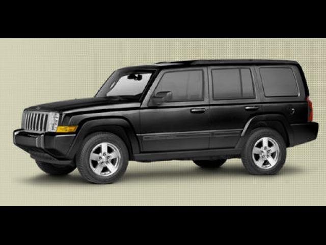 Junk 2008 Jeep Commander in Clinton Township