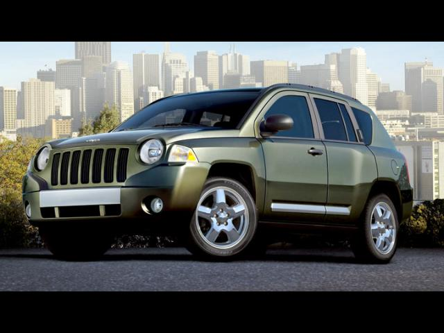 Junk 2008 Jeep Compass in Bessemer