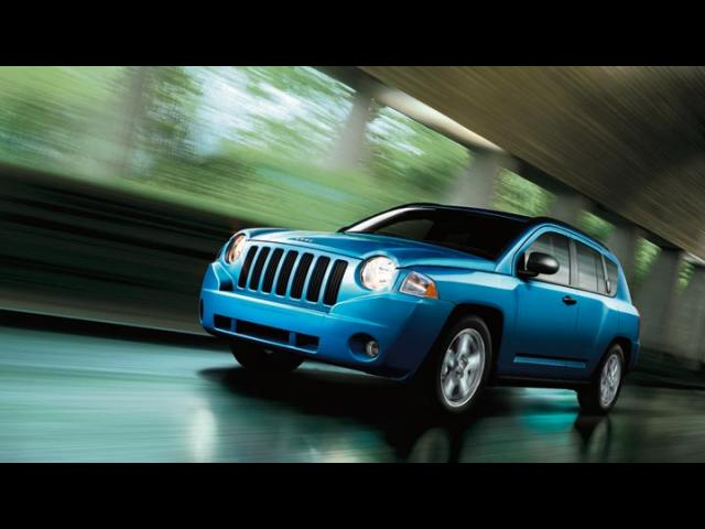 Junk 2008 Jeep Compass in Fort Worth