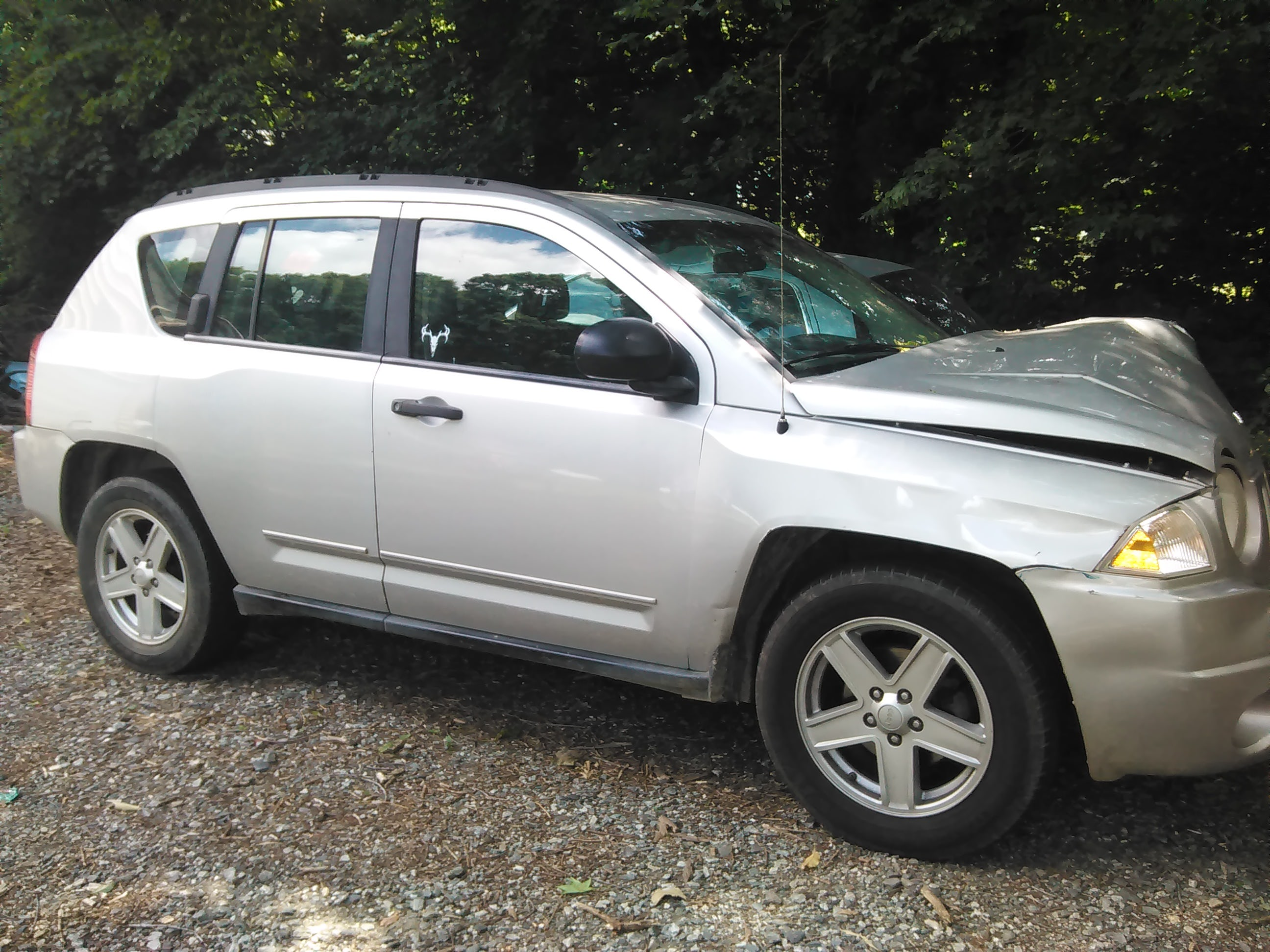 Junk 2008 Jeep Compass in Haw River