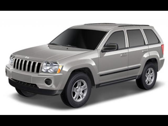 Junk 2008 Jeep Grand Cherokee in Houston