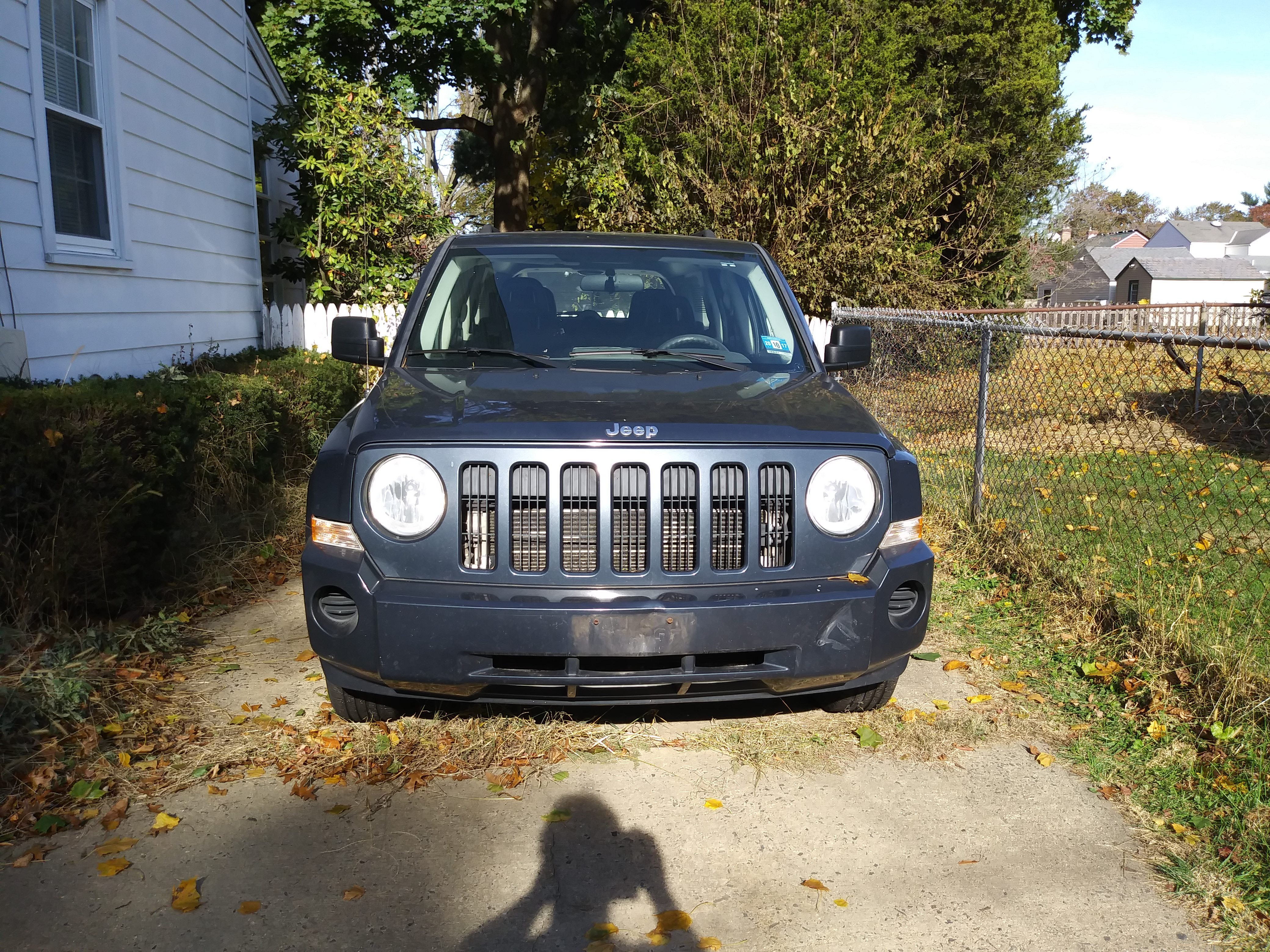 junk 2008 jeep patriot in trenton nj junk my car. Black Bedroom Furniture Sets. Home Design Ideas
