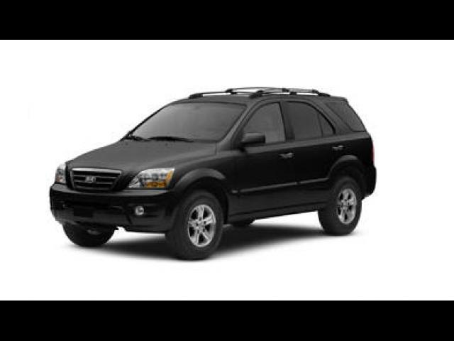 Junk 2008 Kia Sorento in Fort Worth