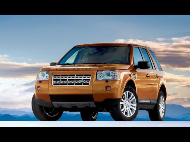 Junk 2008 Land Rover LR2 in Rochester
