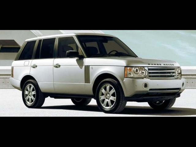 Junk 2008 Land Rover Range Rover in Rockland