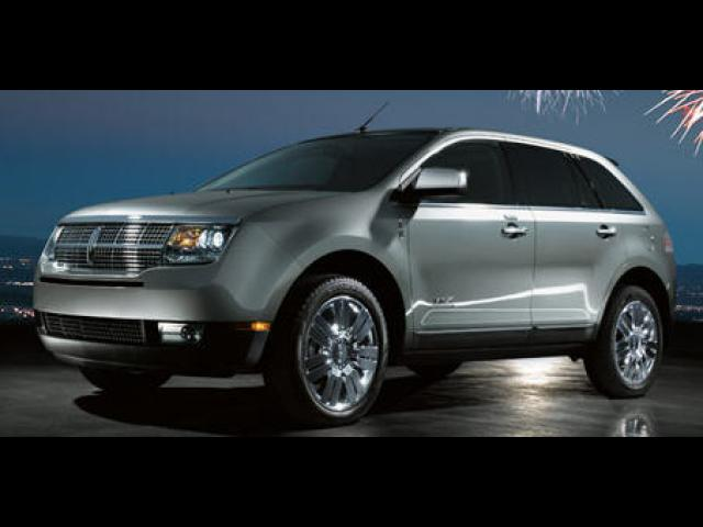 Junk 2008 Lincoln MKX in Houston