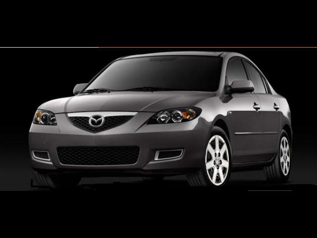 Junk 2008 Mazda 3 in Weatherford