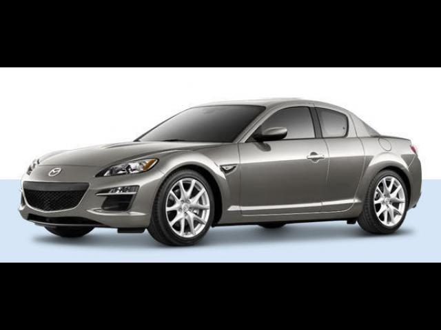 Junk 2008 Mazda RX8 in Pinellas Park