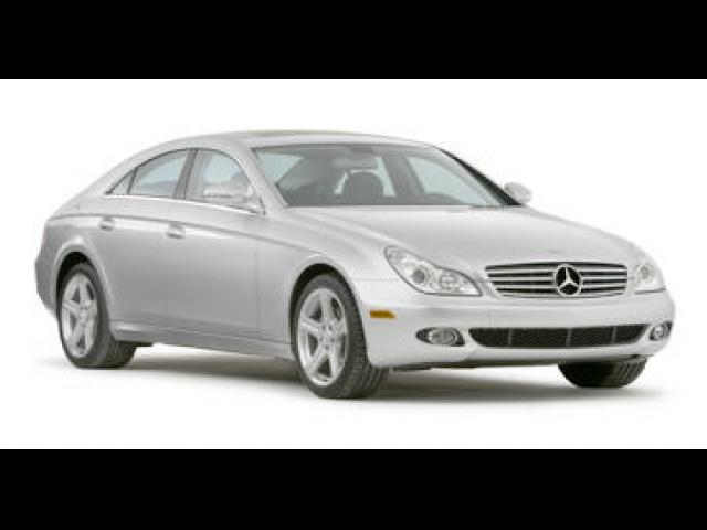 Junk 2008 Mercedes-Benz CLS in Baton Rouge