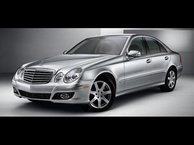 Junk 2008 Mercedes-Benz E in Atlanta
