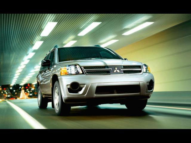 Junk 2008 Mitsubishi Endeavor in Old Hickory