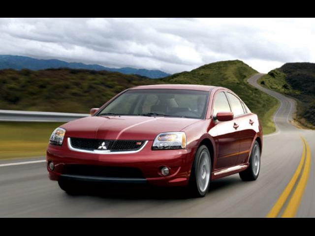 Junk 2008 Mitsubishi Galant in Savage