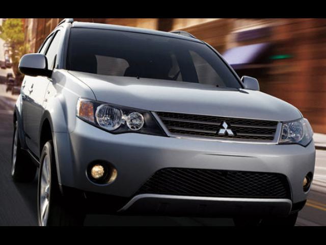 Junk 2008 Mitsubishi Outlander in Frisco