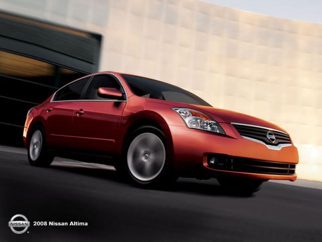 Junk 2008 Nissan Altima in Mc Kees Rocks