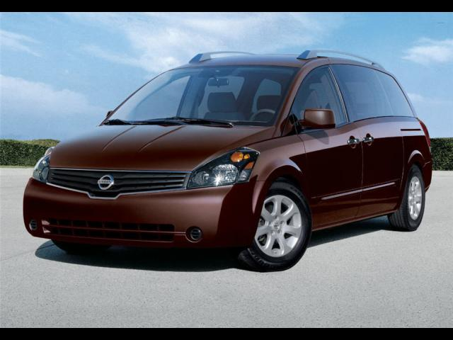 Junk 2008 Nissan Quest in Casselberry