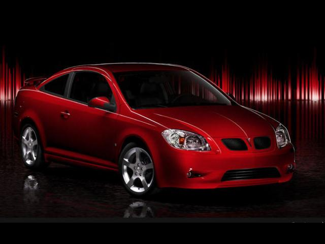 Junk 2008 Pontiac G5 in Burlington