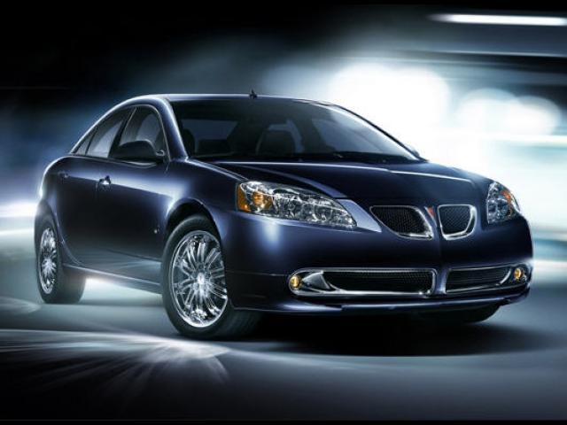Junk 2008 Pontiac G6 in Commack