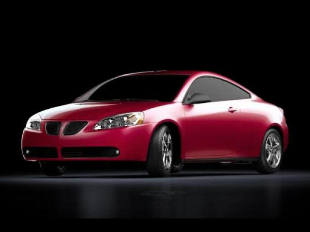 Junk 2008 Pontiac G6 in Grand Prairie