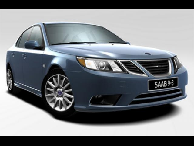 Junk 2008 Saab 9-3 in White Lake