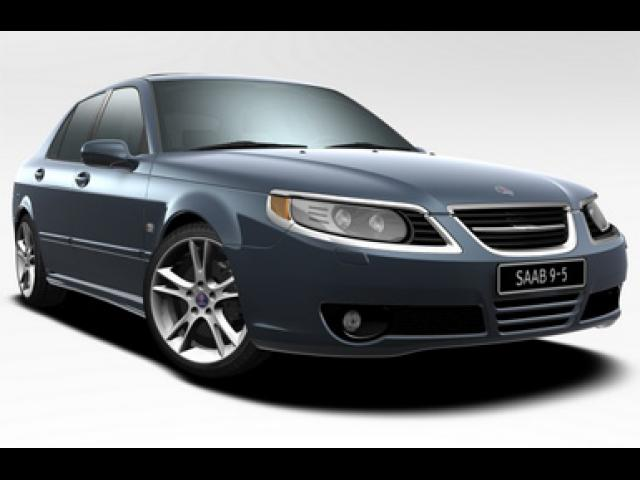 Junk 2008 Saab 9-5 in Drexel Hill