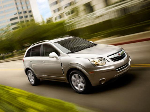 Junk 2008 Saturn Vue in Valrico