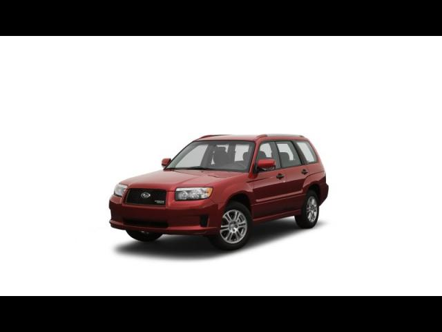 Junk 2008 Subaru Forester in Warrington