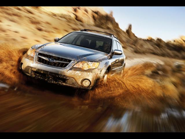 Junk 2008 Subaru Outback in Dillon