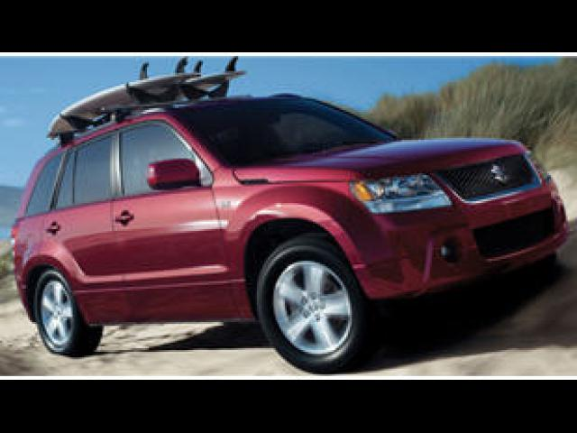 Junk 2008 Suzuki Grand Vitara in Groton
