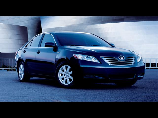 Junk 2008 Toyota Camry in Montgomery