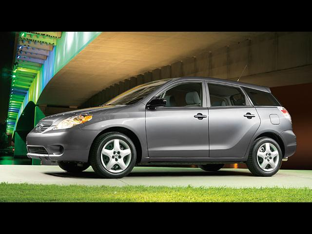 Junk 2008 Toyota Corolla Matrix in Carrollton