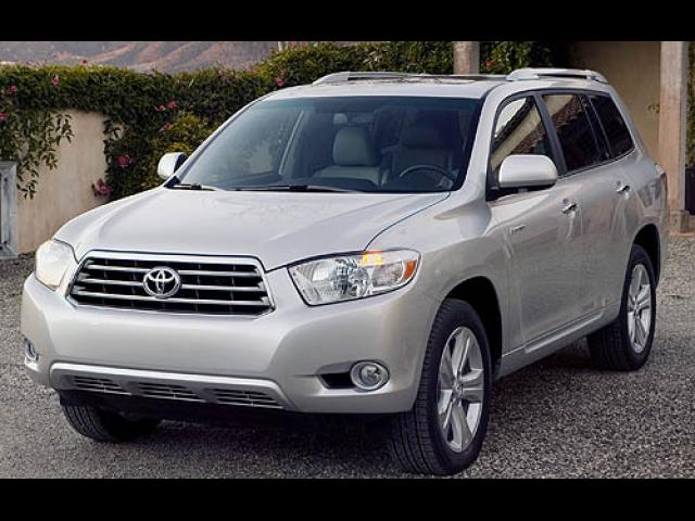 Junk 2008 Toyota Highlander in Greensboro