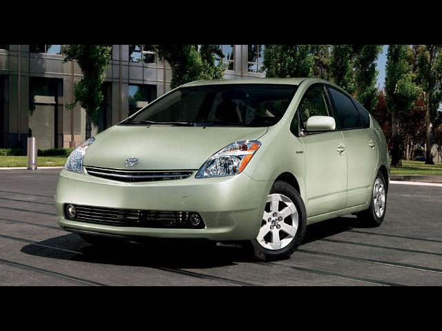 Junk 2008 Toyota Prius in Gulf Breeze