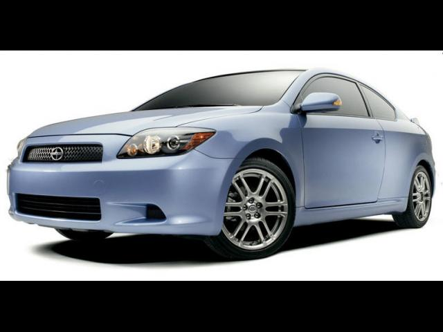 Junk 2008 Toyota Scion tC in Hartford