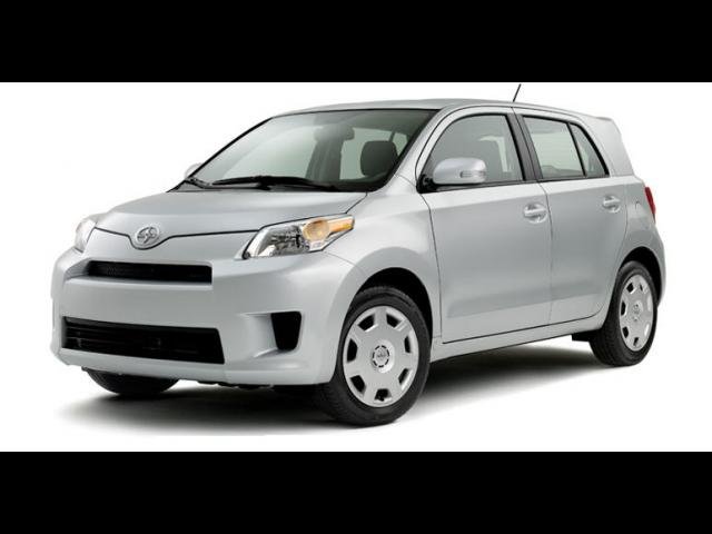 Junk 2008 Toyota Scion xD in Goodview