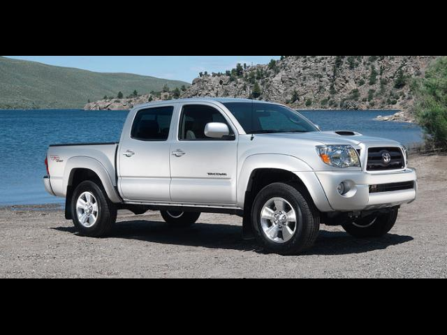 Junk 2008 Toyota Tacoma in Dana Point