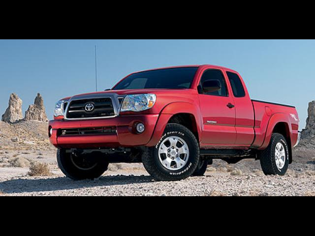 Junk 2008 Toyota Tacoma in Gulf Breeze