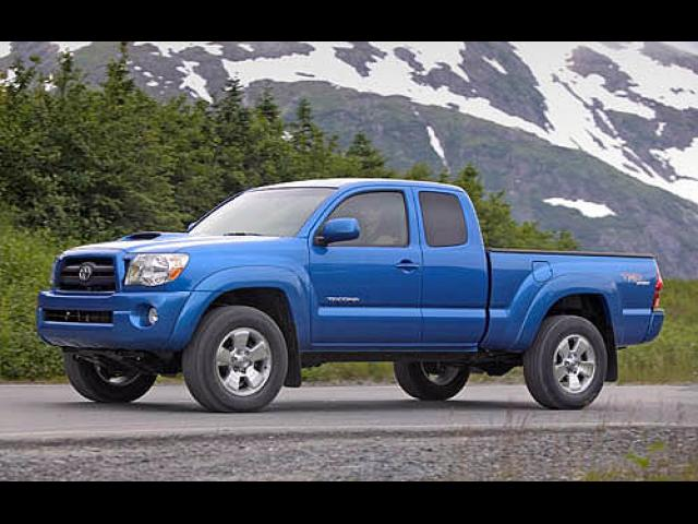 Junk 2008 Toyota Tacoma in Redding