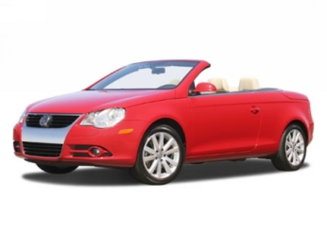 Junk 2008 Volkswagen EOS in Morris Plains