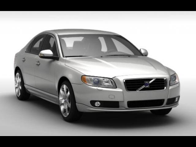 Junk 2008 Volvo S80 in Baltimore