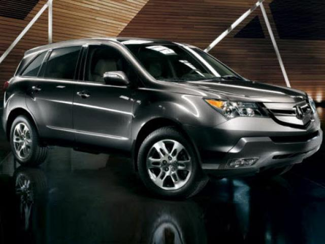 Junk 2009 Acura MDX in Slidell