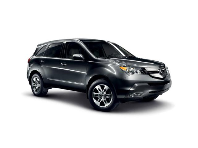 Junk 2009 Acura MDX in South Ozone Park