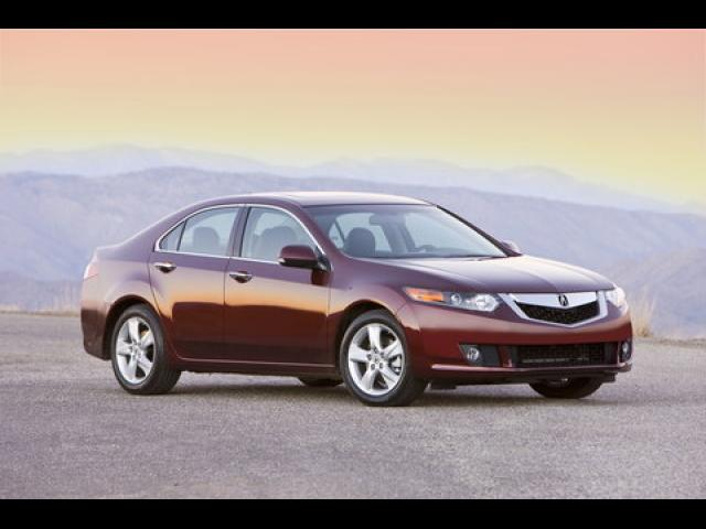 Junk 2009 Acura TSX in Marion