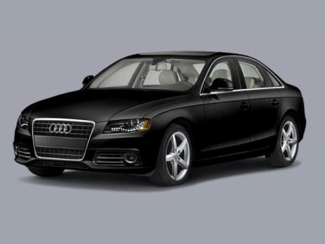 Junk 2009 Audi A4 in Bridgewater