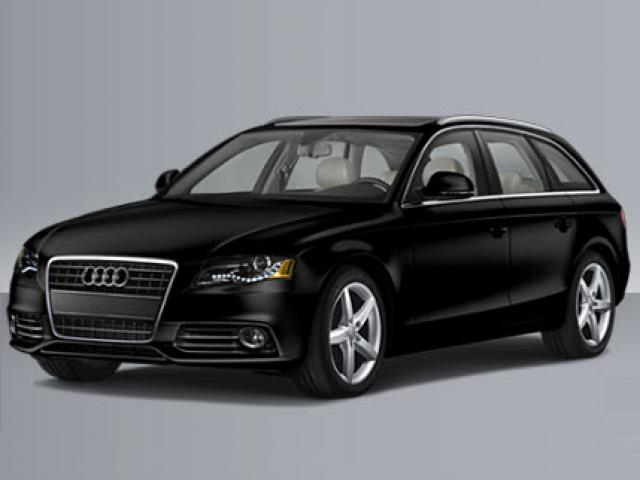 Junk 2009 Audi A4 in Saint Louis