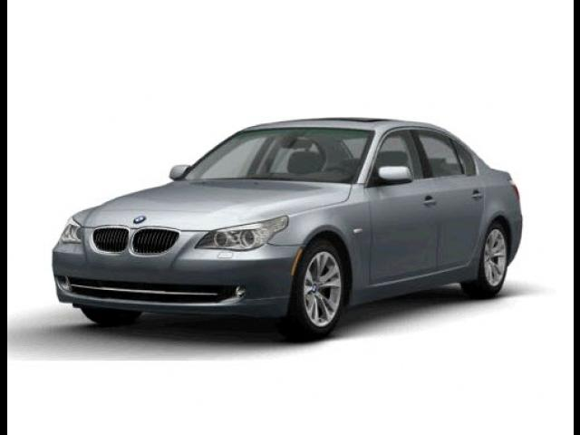 Junk 2009 BMW 535 in Freeport