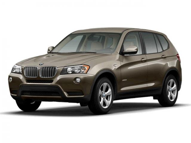 Junk 2009 BMW X3 in Dover